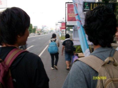Jalan-jalan lagi