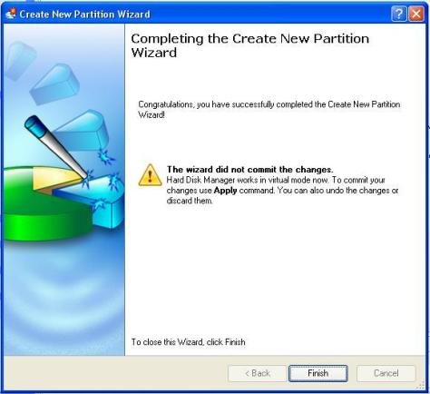 Create new partition wizard5
