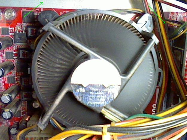 Pasang Pendingin Processor